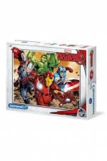 Clementoni Avengers 60 Parça Çocuk Puzzle /