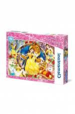 Disney Prensesleri Güzel Ve Çirkin 60 Parça Puzzle 26966