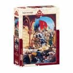 4385/art 1000 Prc İstanbulun Fethi 1453 /1000 Parça Puzzle