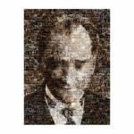 4405/art 1000 Prc Mustafa Kemal Atatürk /1000 Parça Puzzle