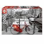 17116/edu 1000Pcs Amsterdam /educa /1000 Parça Puzzle