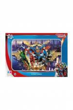 Ks Games Justice League 24 Parça Frame Puzzle /