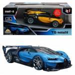 Bugatti Veyron Vision Gt 1.26 Scale Uzaktan Kumandalı Full Fonksiyon Araba Işıklı Orjinal Lisanslı