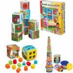 Çocuk Gelişimine Destek Zeka Oyunları Eğlenceli Oyuncak Set Bebek-Çocuk Hediyesi Eğitici Oyuncakları