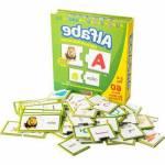 Alfabe 60 Parça Puzzle - Eşleştirme Oyunu Orijinal Ürün