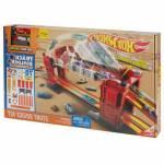 Hot Wheels Track Builder Köprü Macerası Yarış Seti Mattel Dww97 (Orjınal Ürün)