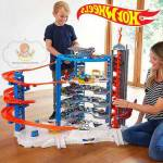 Hot Wheels Mega Garaj Dev Kule 5+ Yaş Fdf25 - Ultimate Garaj Dev Kule Lisanslı Ve Faturalı Ürün