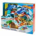 Hot Wheels Köpek Balığı Macerası Araba Oyun Seti